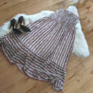 LOST+WANDER - NWT La Villa Rose Maxi Skirt